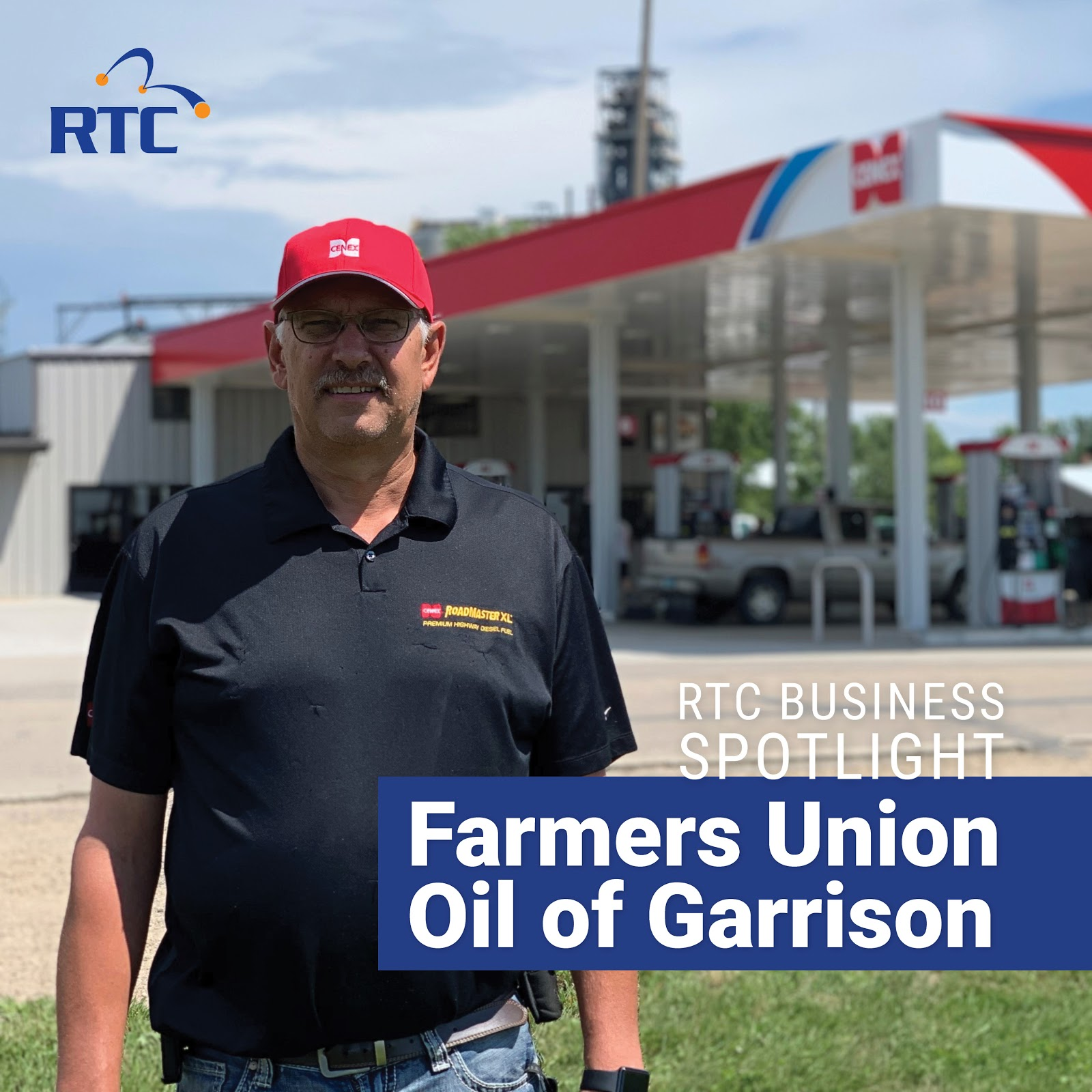 Business Spotlight: Farmers Union Oil of Garrison